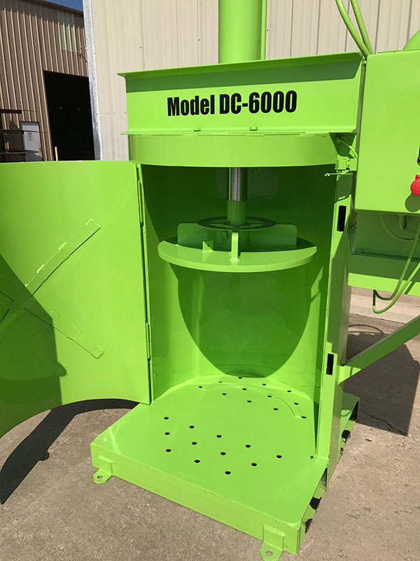 Drum Crushers Model DC-6000 - Industrial Disposal Supply