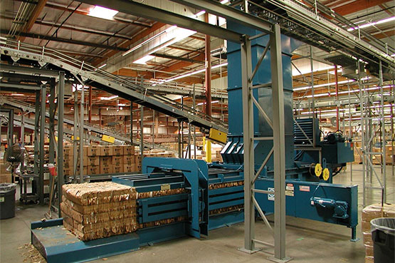 Horizontal Balers - Industrial Disposal Supply