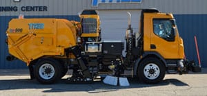 Tymco HSP Cabover Sweeper